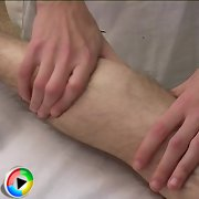 CrazyDoctors medical gay fetish video