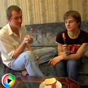 Twinks eat Cream - Free Video Gallery