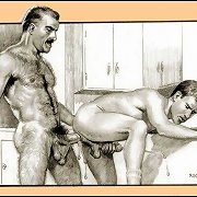 Gay Drawings - hot gay pics