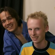 Teen boys wanking, gay young twink kyle movie